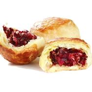 现烤 云南特产 经典玫瑰花饼 甜而不腻 鲜花饼